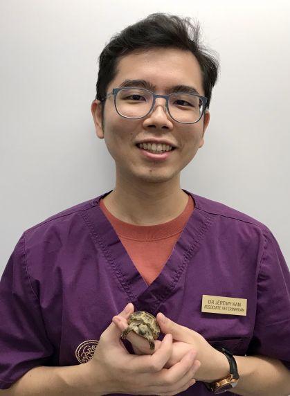 Dr. Jeremy Kan