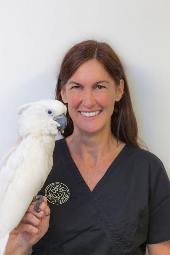 Dr Gail Cochrane