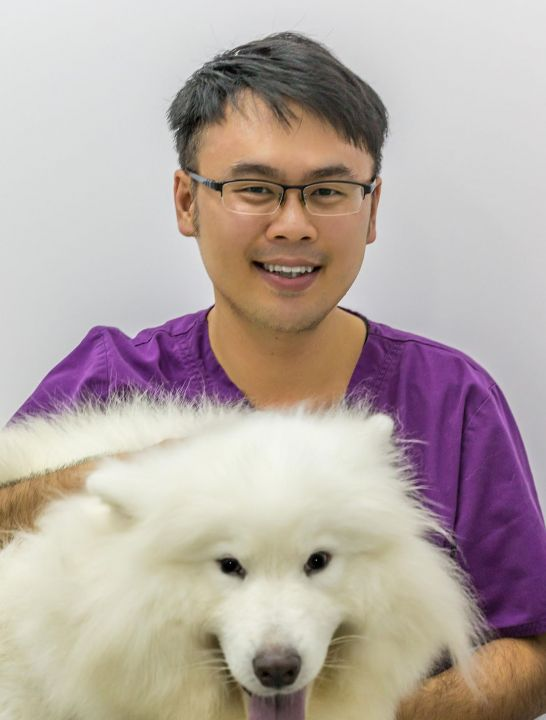 Dr Christopher Chan